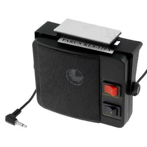 RADIO CB Haut-parleur pour CB 125x106x39mm