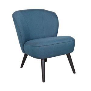 fauteuil bleu petrole achat vente fauteuil bleu. Black Bedroom Furniture Sets. Home Design Ideas