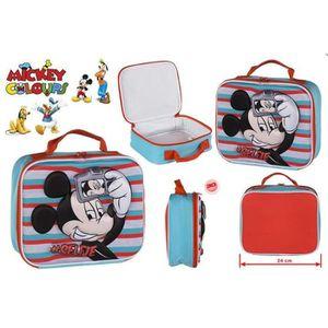 SAC À GOUTER Enfants sac thermique Mickey Mouse (24x8.5x20 cm)