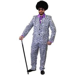 DÉGUISEMENT - PANOPLIE Costume pour adulte de proxénète avec une veste et