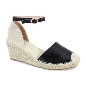 ESPADRILLE By Shoes Espadrille à Plateforme - Femme