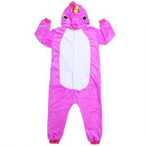 57bb146abcc72 COMBINAISON Combinaison Pyjama Licorne Enfant Unisexe Chaud Ve