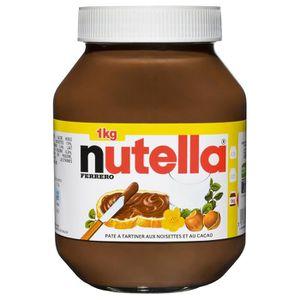 Pot de nutella achat vente pot de nutella pas cher cdiscount - Petit pot de nutella ...