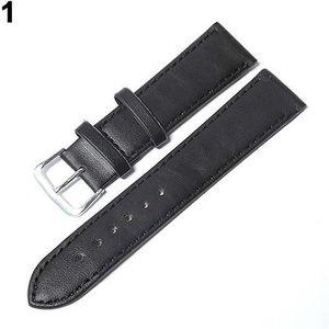 MONTRE Mode Unisexe Casual Bracelet Simili Cuir Universel