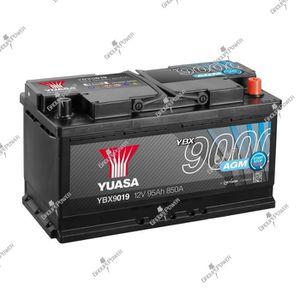 BATTERIE VÉHICULE Batterie auto, voiture, bateau YBX9019 12V 95Ah 85