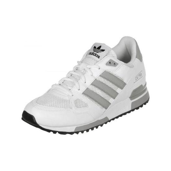 Adidas Basket zx 750 Blanc   Adidas ZX  Adidas ZX 750 Homme Blanc