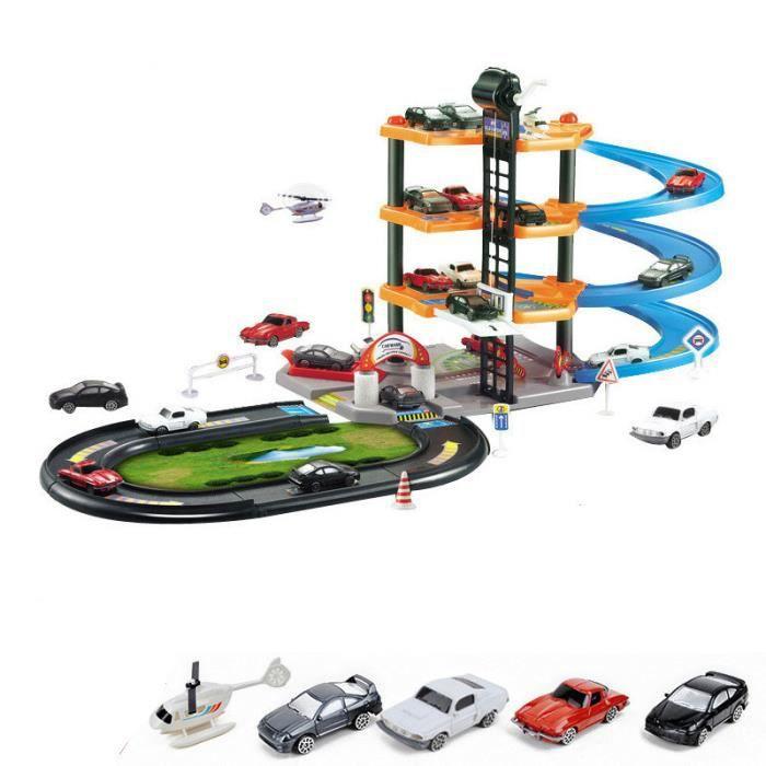garage petite voiture achat vente jeux et jouets pas chers. Black Bedroom Furniture Sets. Home Design Ideas