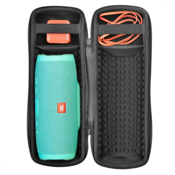 Juce® Étui Rigide JBL Charge 3 Housse de Transport Sac de rangement  Enceinte portable Bluetooth f00de3477b1