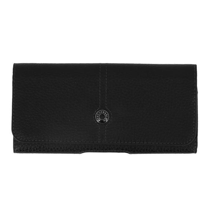 Façonnable - Housse ceinture aspect cuir grainé double accroche Taille XXL 9c9b22b65909