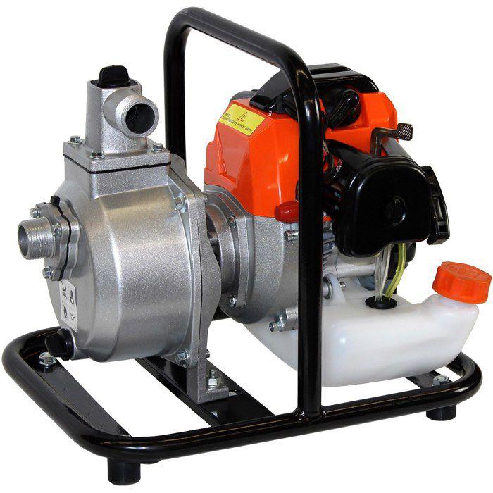 gt garden pompe eau thermique 52 cm3 10 m3 par heure. Black Bedroom Furniture Sets. Home Design Ideas