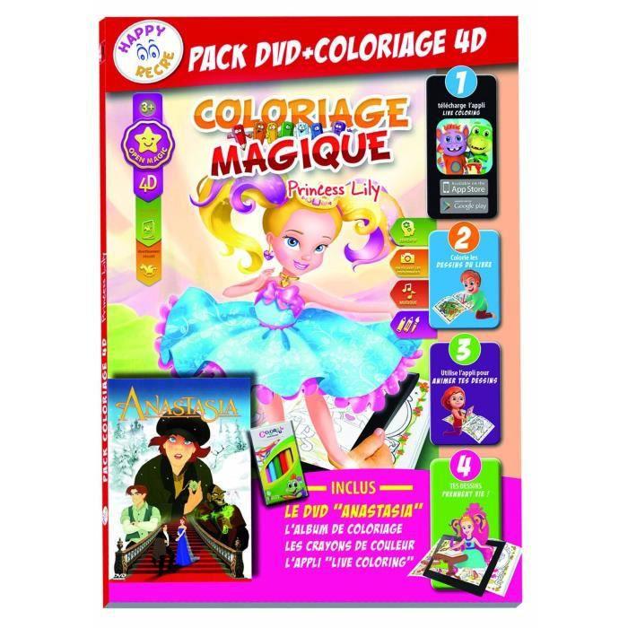 Happy Recre Pack Coloriages 4d Robots Achat Vente Jeu