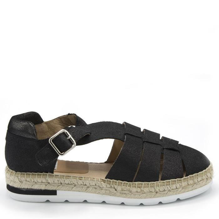 Comfort Walking Office Flat Loafer JEY2L Taille-41 AstS74td