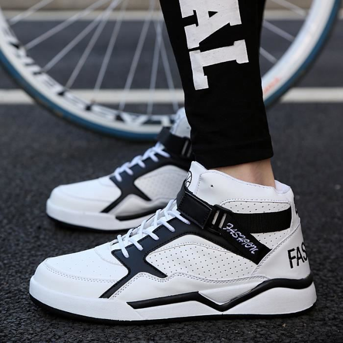 Homme Chaussures Basket Loisirs Chaussures de sport Bottes courtes