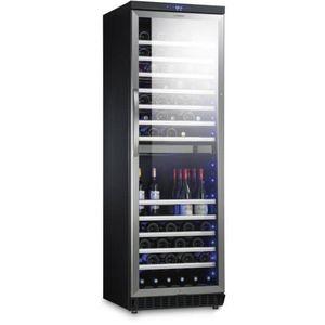 DOMETIC S118G - Cave ? vin - 118 bouteilles - Encastrement possible - Classe B - L 59,5 x 181 cm