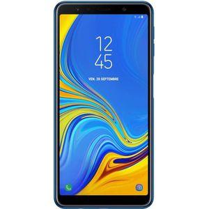 SMARTPHONE Samsung Galaxy A7 Bleu argenté