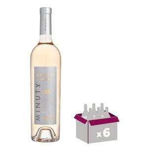 VIN ROSÉ Minuty Prestige 2018 Côtes de Provence - Vin rosé
