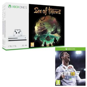 CONSOLE XBOX ONE NOUV. Pack Fifa 18