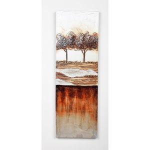 TABLEAU - TOILE Tableau déco Modern  6 -  Toile peinte à la main