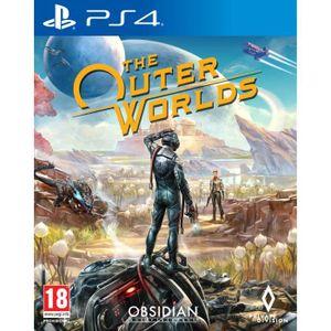 JEU PS4 NOUVEAUTÉ The Outer Worlds Jeu PS4
