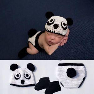 OREILLER BÉBÉ Nouveau-né bébé tricot Crochet Vêtements Costume P 614816d922b