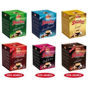 CAFÉ - CHICORÉE DOMINO Café Mix 6x10 capsules compatible nespresso