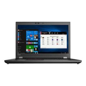 ORDINATEUR PORTABLE Lenovo ThinkPad P72 20MB Core i7 8750H - 2.2 GHz W