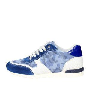 MOCASSIN Triver Flight Sneakers Femme Bleu, 40