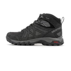 info for e8811 331f7 SALOMON Chaussures de randonnée Evasion 2 Mid Ltr GTX - Homme - Gris  anthracite