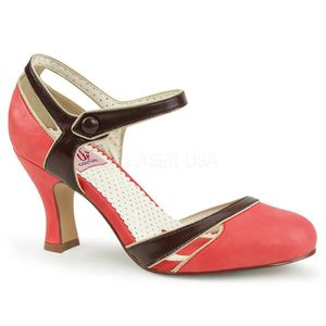 27 Couture Up Pin FLAPPER Chaussures wx1afH