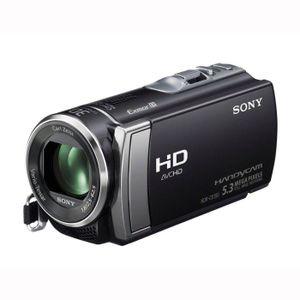 CAMÉSCOPE NUMÉRIQUE SONY HDR CX190 Caméscope