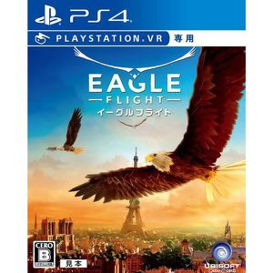 JEU PS4 UBISOFT Eagle Flight PlayStation VR SONY PS4 Impor