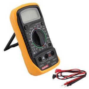MULTIMÈTRE Vococal®  XL830L Digital LCD Multimètre voltmètre