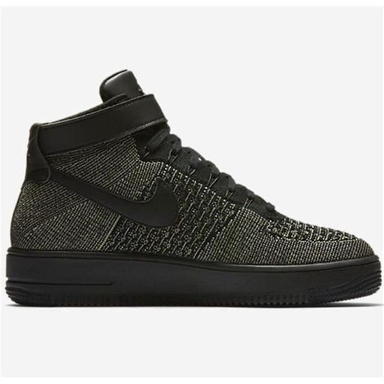plus récent b4227 e8e0f Chaussures Nike Air Force 1 Flyknit