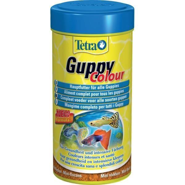 TETRA - Tetra Guppy Colour 250 ml