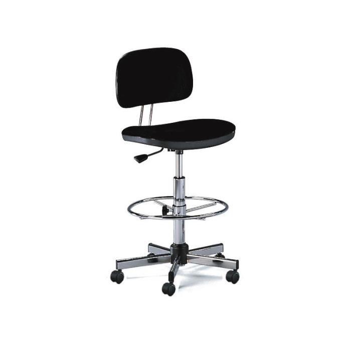 si ge dessinateur d80 bieffe achat vente chaise de bureau cdiscount. Black Bedroom Furniture Sets. Home Design Ideas