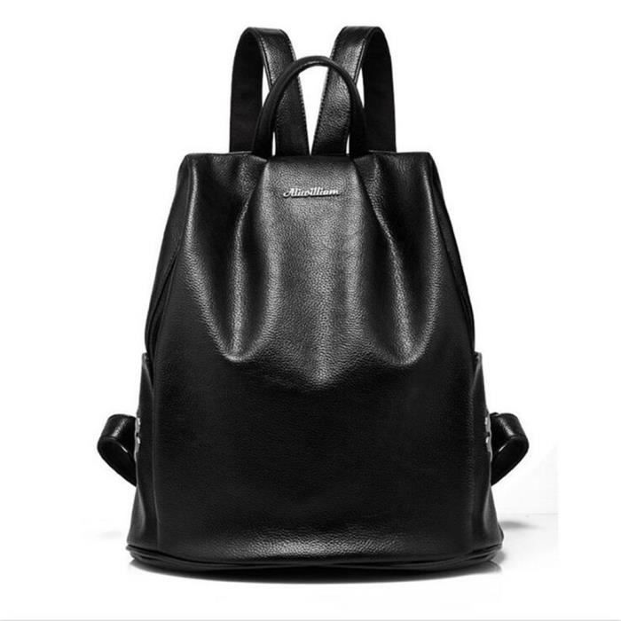 Femmes sac à main Sac à dos Nouvelle Mode Qualité Supérieure De Marque De Luxe Meilleur à vendre Femme Sacs noir