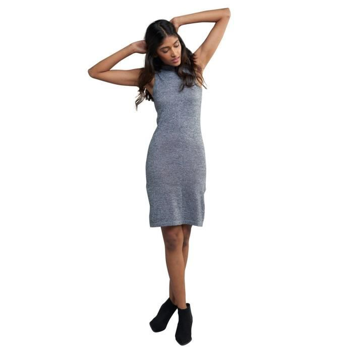 Womens 90s Knit Dress GE03B Taille-38