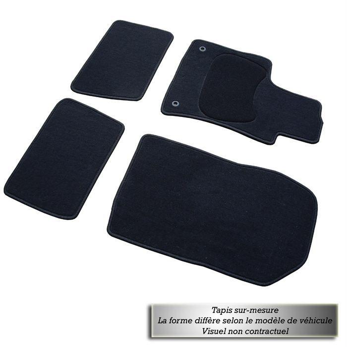 tapis citroen c3 achat vente pas cher. Black Bedroom Furniture Sets. Home Design Ideas