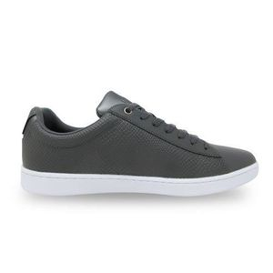 4520491e9c66e ... BASKET LACOSTE - Chaussure homme Lacoste Carnaby Evo 417 ...