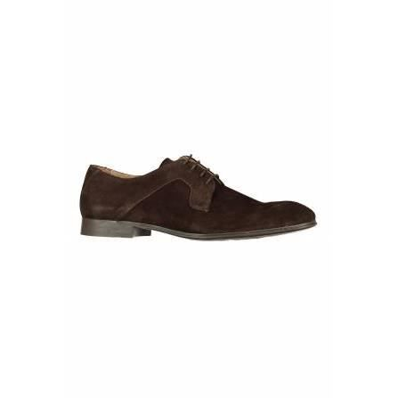 Chaussures Homme Latin Selected Marron Fonce X8Gv8gY4