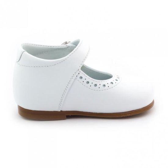905abd35e2e920 Boni Emma - chaussures bébé fille Blanc - Achat / Vente ballerine -  Cdiscount