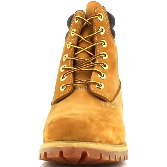 Timberland 6 In Classic Boot Homme Bottes Nubuck