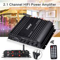 AMPLIFICATEUR HIFI Lepy LP-168 bluetooth 2.1 Chaîne Hi-Fi Amplificate