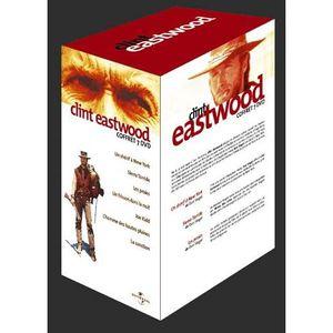 DVD FILM DVD Coffret clint eastwood : joe kidd / sierra ...