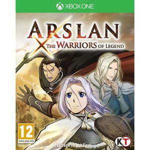 JEU XBOX ONE Arslan : The Warriors Of Legend Jeu Xbox One