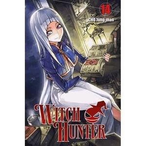 MANGA Witch Hunter - Tome 14