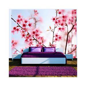 Papier peint japonais achat vente papier peint japonais pas cher cdiscount - Papier peint fleur de cerisier japonais ...