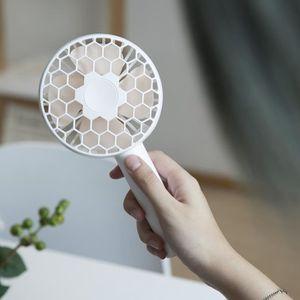 VENTILATEUR Nid d'abeille de charge petit ventilateur portable