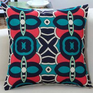housse de coussin ethnique achat vente housse de coussin ethnique pas cher cdiscount. Black Bedroom Furniture Sets. Home Design Ideas