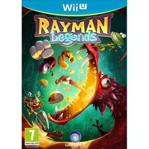 JEU WII U Rayman Legends (wiiu)